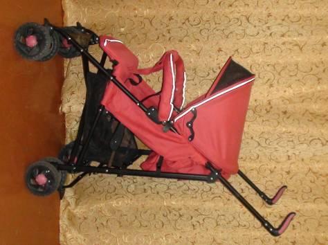 Продам детскую коляску-трость, фотография 1
