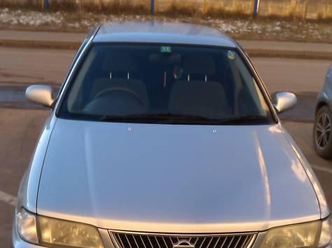 Nissan Sunny, седан, 2000, фотография 1