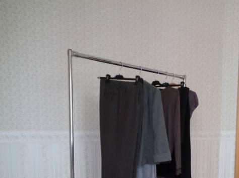 Вешалка напольная для одежды Новая, фотография 2