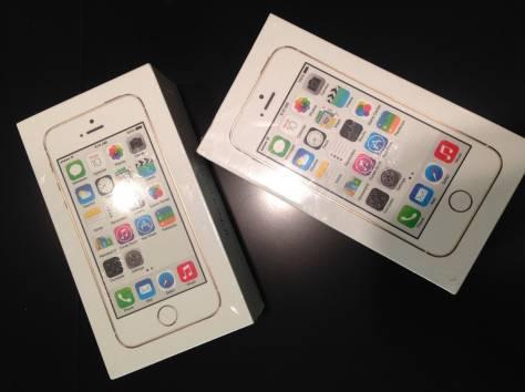 Apple Iphone 5S 32Gb Silver/White (GSM), фотография 1