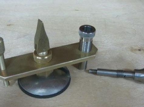 Инжектор в сборе для ремонта автостекол АХ19 (РФ), фотография 1
