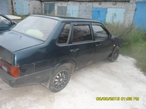 Продам машину ВАЗ 21099, фотография 1