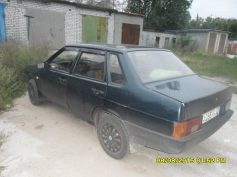 Продам машину ВАЗ 21099, фотография 3