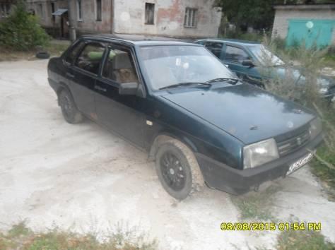 Продам машину ВАЗ 21099, фотография 6