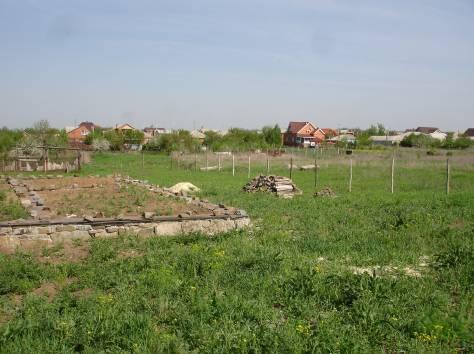 участок с фундаментом, сл., фотография 3