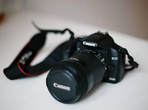 Продам Фотоаппарат Canon EOS 500D Body, фотография 2