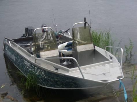Лодка (Катер) FishLine (Фишлайн) 470, фотография 1