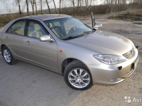 Продается Toyota Camry, 2002, фотография 1
