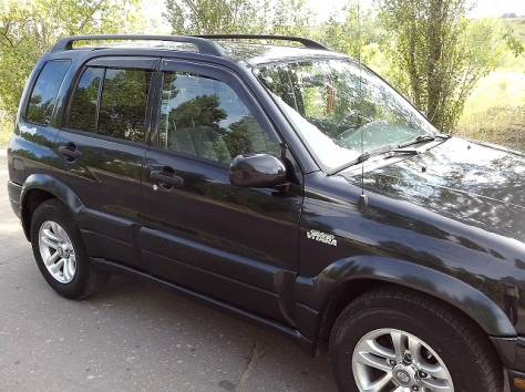 Suzuki Grand Vitara цвет – черный металлик, АКПП, фотография 1