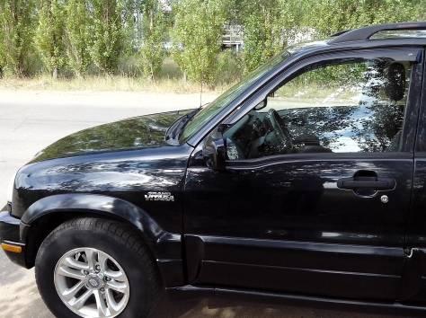Suzuki Grand Vitara цвет – черный металлик, АКПП, фотография 2