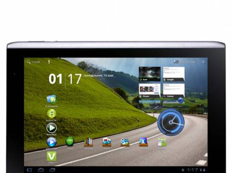 Acer iconia tab a500 users, it looks like you will be getting the android honeycomb 31 update soon