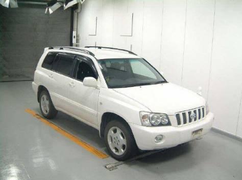Toyota Kluger, 2001, фотография 1