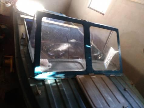 лобовое стекло на лодку казанка 5м3, фотография 2