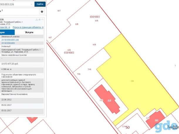 Продается недвижимость в центре города, Краснодарский край, Парковая, фотография 8