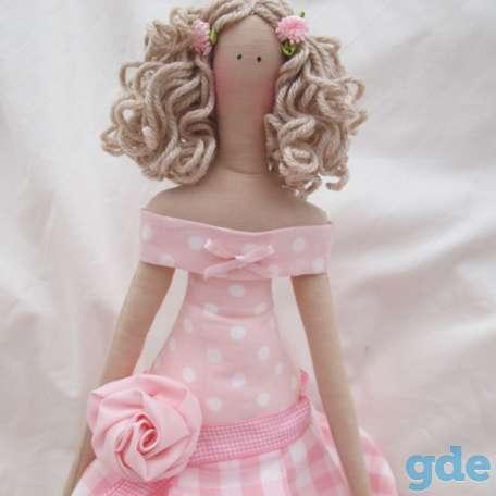 Тряпичные куклы, фотография 4