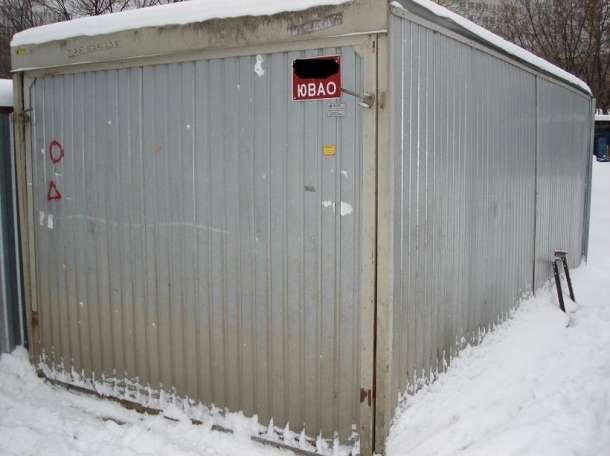 Гараж- пенал (Бесплатная доставка), фотография 1