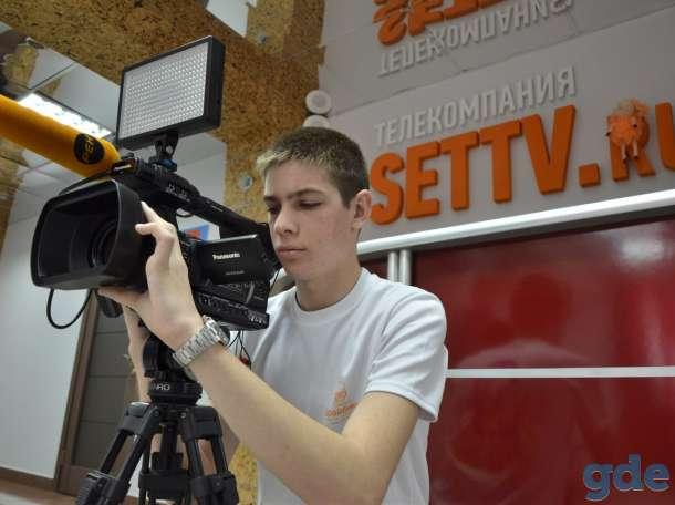 Профессиональные видеоуслуги, тв-курсы, фотография 5