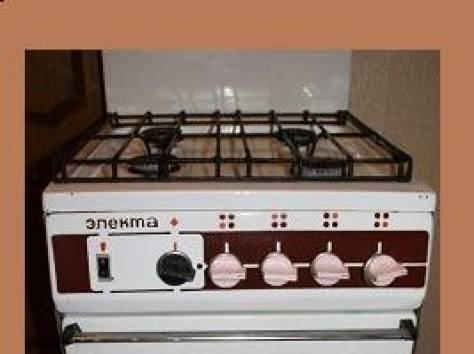 Газовая плита Электа, работает полностью Газовые, электрические печи в Подольске - Бытовая техника на Gde.ru 23.10.2015