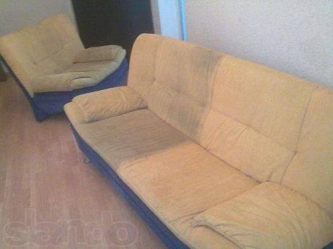 Химчистка Чистка  мягкой мебели, фотография 1