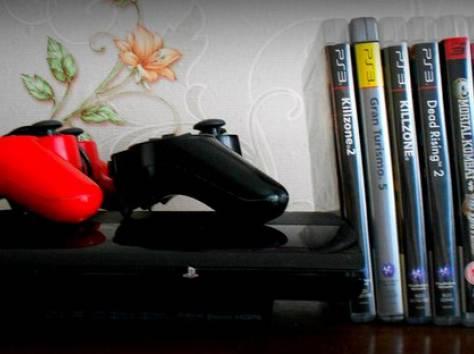 Продам PS3 с играми, фотография 1