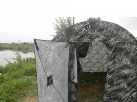 Походная баня ПБ-2 с печкой, фотография 10