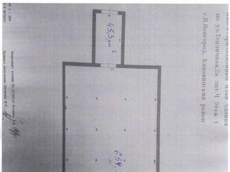 Теплое складское помещение, 839.6 м², фотография 3