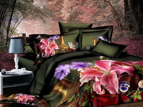 Оптовый склад тканей для пошива домашнего текстиля, фотография 3
