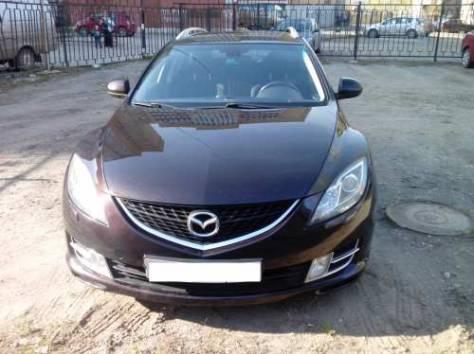 Продается Mazda 6, 2008, 73000 км, фотография 1