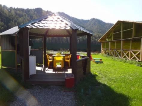 Турбаза в  Горном Алтае, фотография 2
