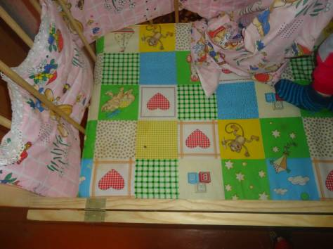продам детскую кроватку, фотография 4