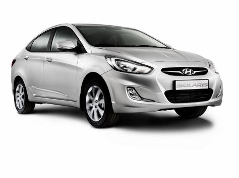 Аренда с правом выкупа Hyundai Solaris 1.4 (АТ, МТ), фотография 1