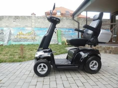 Электро скутер для пенсионеров и инвалидов, фотография 1