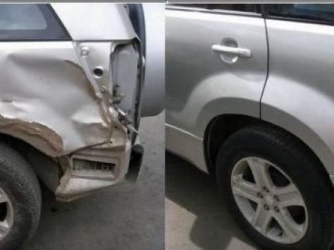 Кузовной ремонт автомобилей, ремонт бамперов., фотография 1