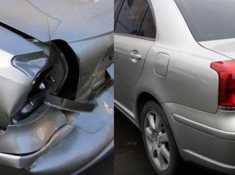 Кузовной ремонт автомобилей, ремонт бамперов., фотография 2