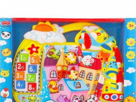 Развивающая интерактивная музыкальная детская игрушка, фотография 1