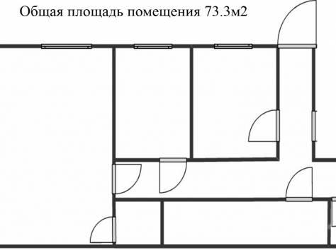 Сдается в аренду отапливаемое не жилое помещение , Вахтангова 20, фотография 9
