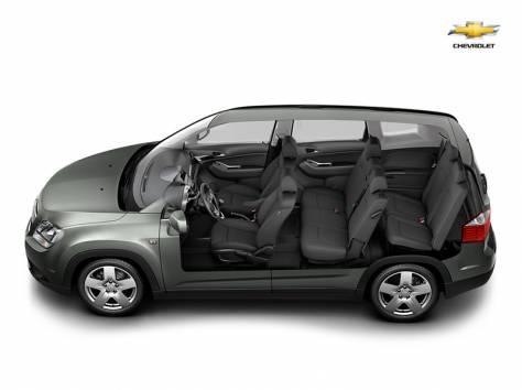 Продаю Chevrolet Orlando конец 2012г., фотография 7