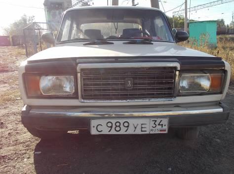 ВАЗ 2107, фотография 1