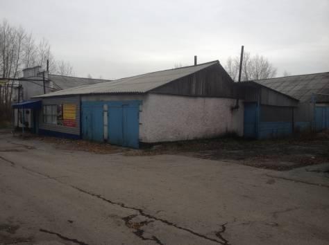 Продам землю с помещением общ. S-2000м2, фотография 5