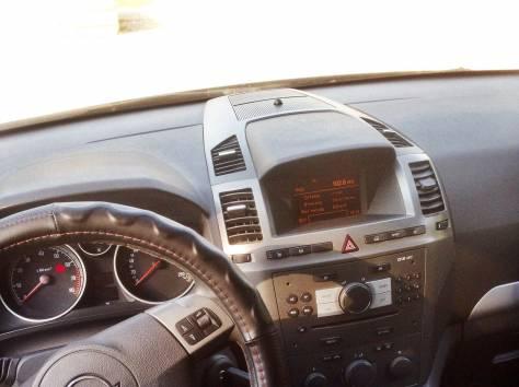 Opel zafira B, фотография 6