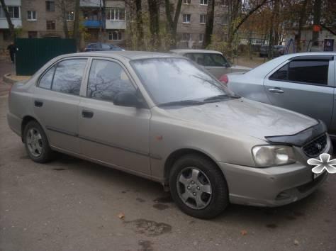 Продам автомобиль Hundai Accent, 2007 г.в. , фотография 1