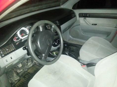 Продам Chevrolet Lacetti, фотография 4