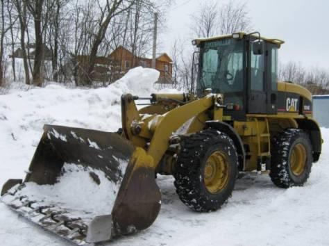 Уборка, чистка территорий от снега, фотография 4