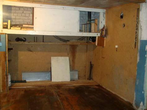 Продам охраняемый кирпичный гараж 22 м², фотография 2