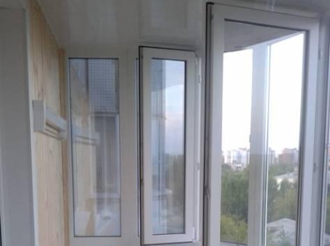 Остекление и отделка балконов и лоджий по низким ценам в пер.