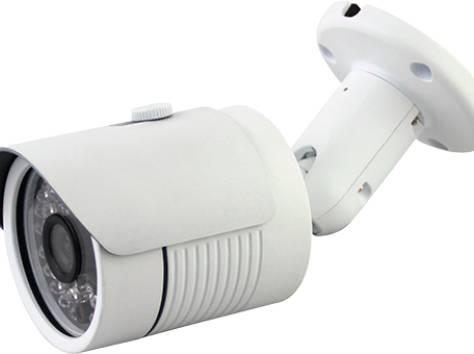 IP видеокамеры, фотография 1