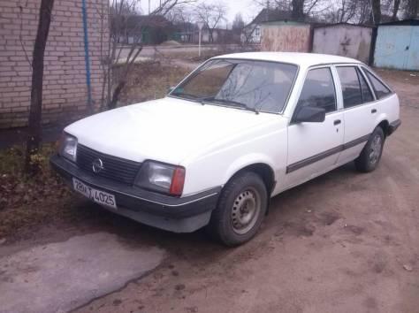 Opel Askona , фотография 1