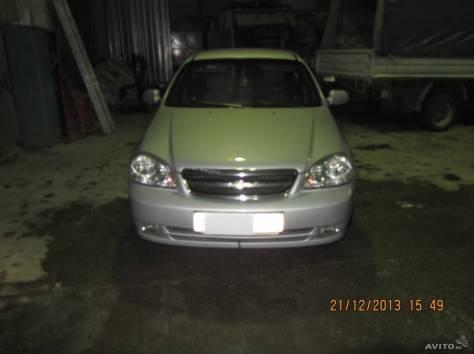 Chevrolet Lacetti, 2009 г., фотография 1