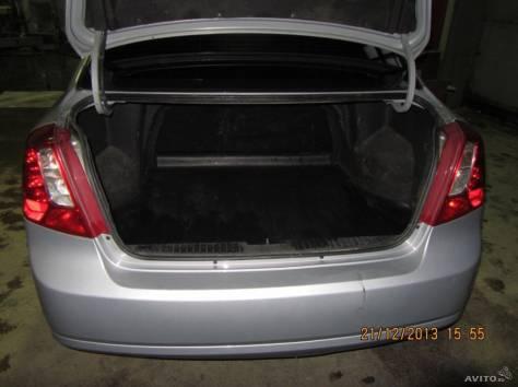 Chevrolet Lacetti, 2009 г., фотография 2