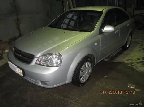 Chevrolet Lacetti, 2009 г., фотография 3
